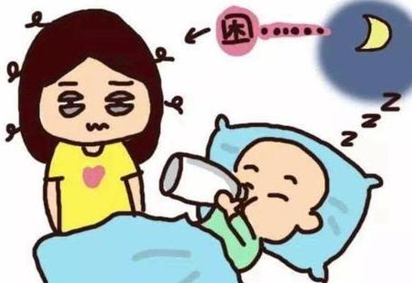 """宝宝什么时候""""戒夜奶""""比较合适?出现这些信号就能戒夜奶了!"""