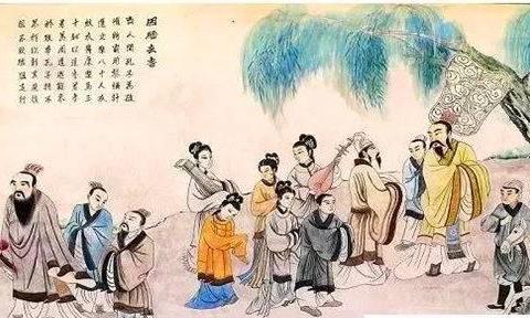 先秦史实:贵族文化教育涵盖哪些方面