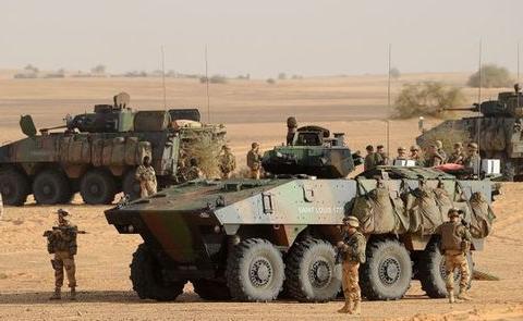 非洲国家马里军方遭遇恐怖分子 双方血战造成41死29伤