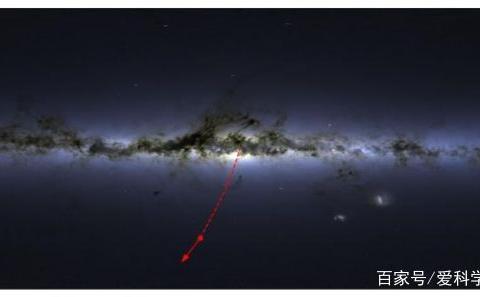 天文发现:一颗恒星摆脱被黑洞吞噬命运,正高速奔向地球