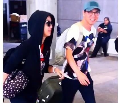 汤唯和金泰勇生活照曝光,细节可以看出她在韩国过得好不好