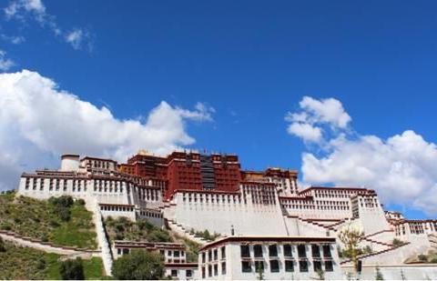 西藏最接近天堂的村子庄:氧气含量减半,人均寿命不到45岁