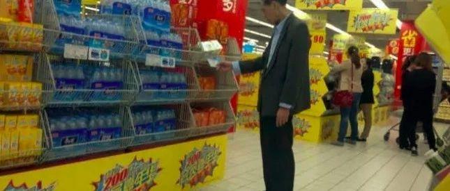 贿赂家乐福、大润发、麦德龙等超市人员过百万!为何现在做生意不守规矩了?!
