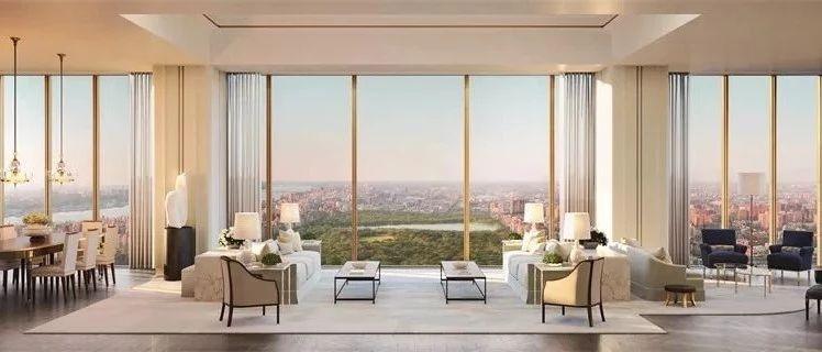 看世界 · 地产 | 从中央公园到华尔街,坐拥曼哈顿胜景