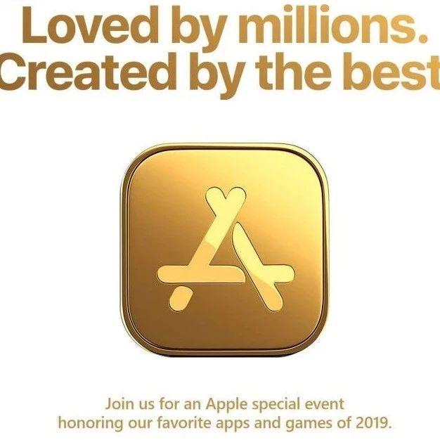 苹果将于12月2日举行发布会,为应用程序、游戏颁奖