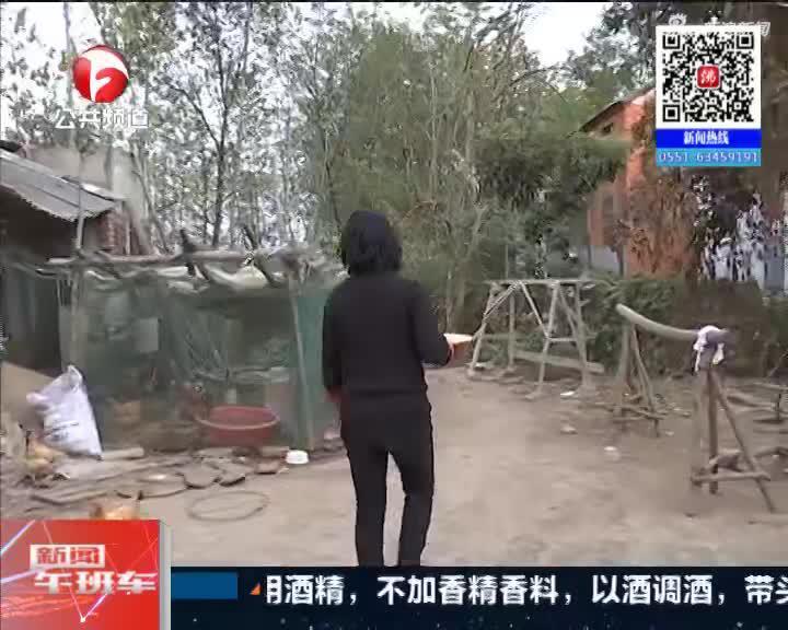 《新闻午班车》铜陵:杭州打工时走丢  流落街头后失联