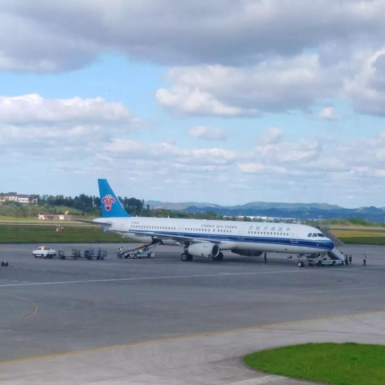 这周验收!南充高坪机场T2航站楼即将投运,还有这些好消息→