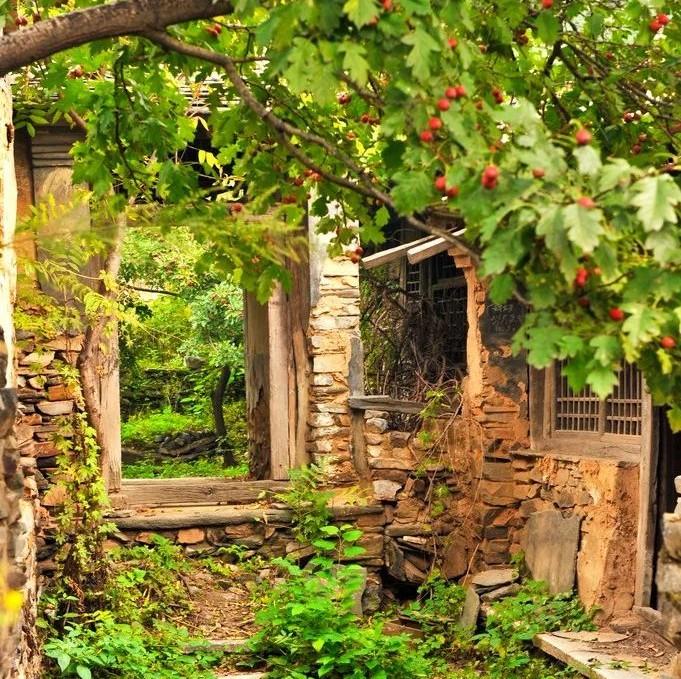 北京私藏着几处绝美的古村落,满满的江南范儿~
