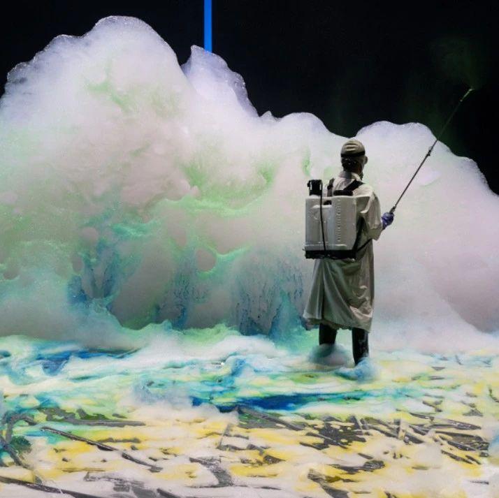 【广州】90%以上布景都是泡沫的演出,你见过么?| 着调福利