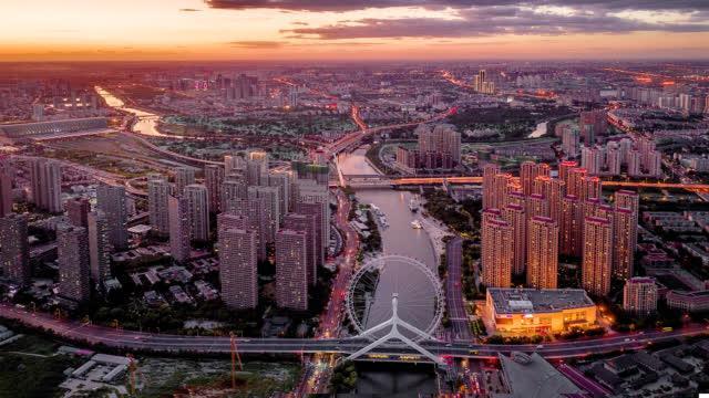 所有知名的国际化都市,都有一条知名的河,不信你想想!