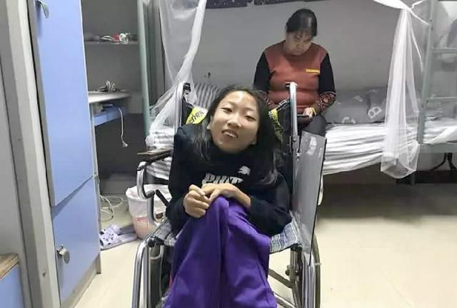 云南轮椅女孩的求学梦:高考607分进四川外国语大学,她赢了命运