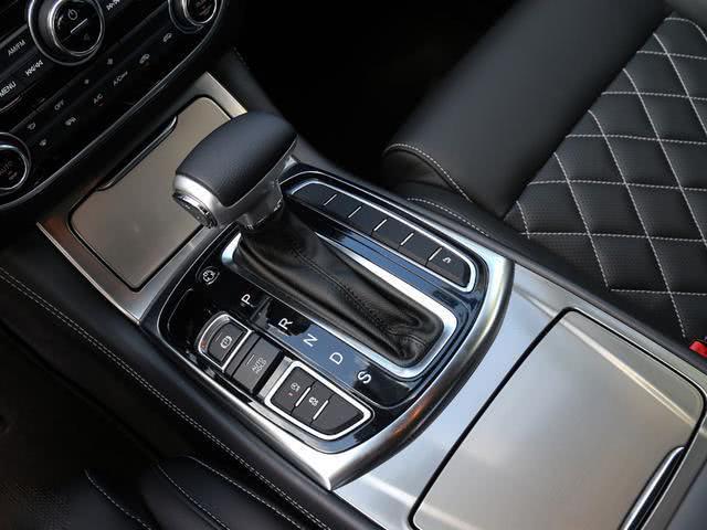2.0T+8AT,最具有抗衡合资车实力的国产旗舰轿车即将上市