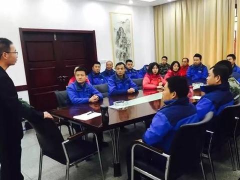 华山三特索道2019—2020年度淡季培训全面拉开序幕