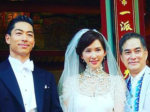挖掘15岁林志玲却失联30年,久违重逢,却成林志玲婚礼最大泪点?