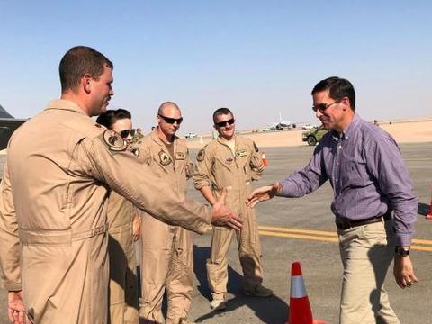 美国向沙特增兵3000人,以阻止伊朗的威胁
