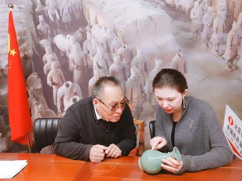 苏州青泉谷青瓷艺术馆与兵马俑三口井艺术馆首度合作