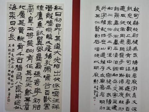 全国第十二届书法篆刻展等9大展览齐聚长沙