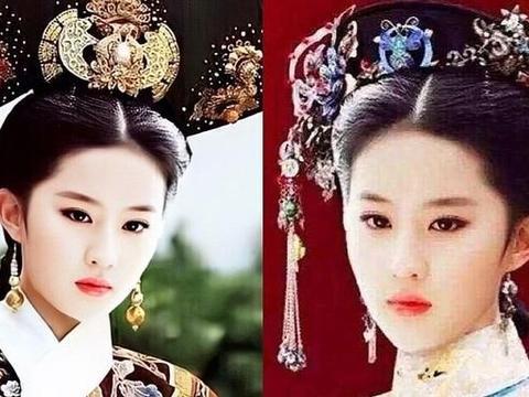 长相限制戏路的明星,刘亦菲不演清宫剧,易烊千玺没办法演反派