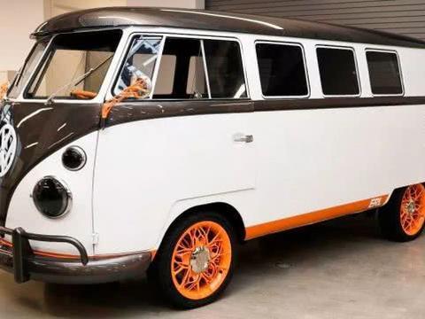 任性车主将大众T1古董车一番改装,改完以后有人出500万不卖