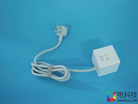 米家魔方转换器:充电扩展小能手,打造精简又安全的居家生活