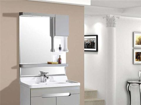 浴室柜用什么材质?PVC并不是最好的