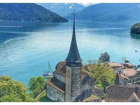 瑞士10大最美小镇,因特拉肯和英格堡领衔,你想去吗?