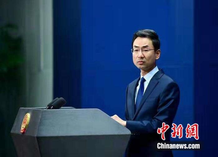 外交部:任何人都不要低估中方维护香港繁荣稳定的坚定决心和坚强意志