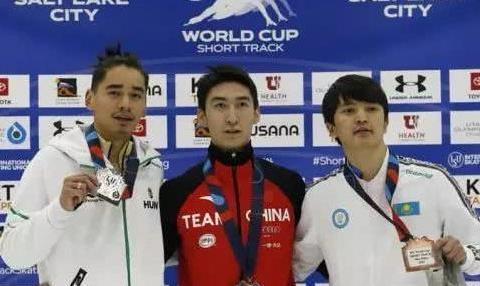 短道速滑世界杯盐湖城站:武大靖夺男子500米冠军!
