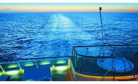 在南海附近就能坐船出国,还免签!南沙邮轮母港开港啦