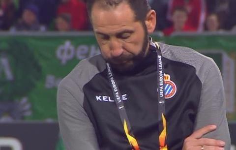武磊表现平庸!10人西班牙人1-0保加利亚冠军,登顶欧联杯小组第1