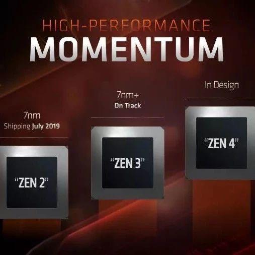 AMD高级副总裁:Zen 3会是一个全新的微架构