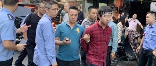 抓捕现场曝光!广州白云警方抓获一名猥亵女童的嫌疑人