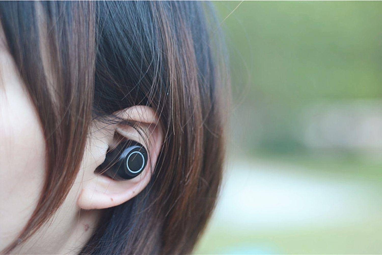 生活调剂品耳机还能充电:Crazy Duo蓝牙耳机