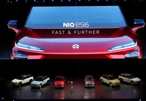 蔚来汽车ES6动力强劲,配置丰富,为新能源市场注入新活力