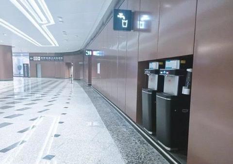 """""""黑科技""""爆棚的北京大兴国际机场,还藏着安吉尔的直饮水技术"""