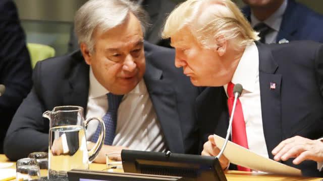 """美国为什么被称为国际""""老赖""""?拖欠联合国会费超过10亿美元"""