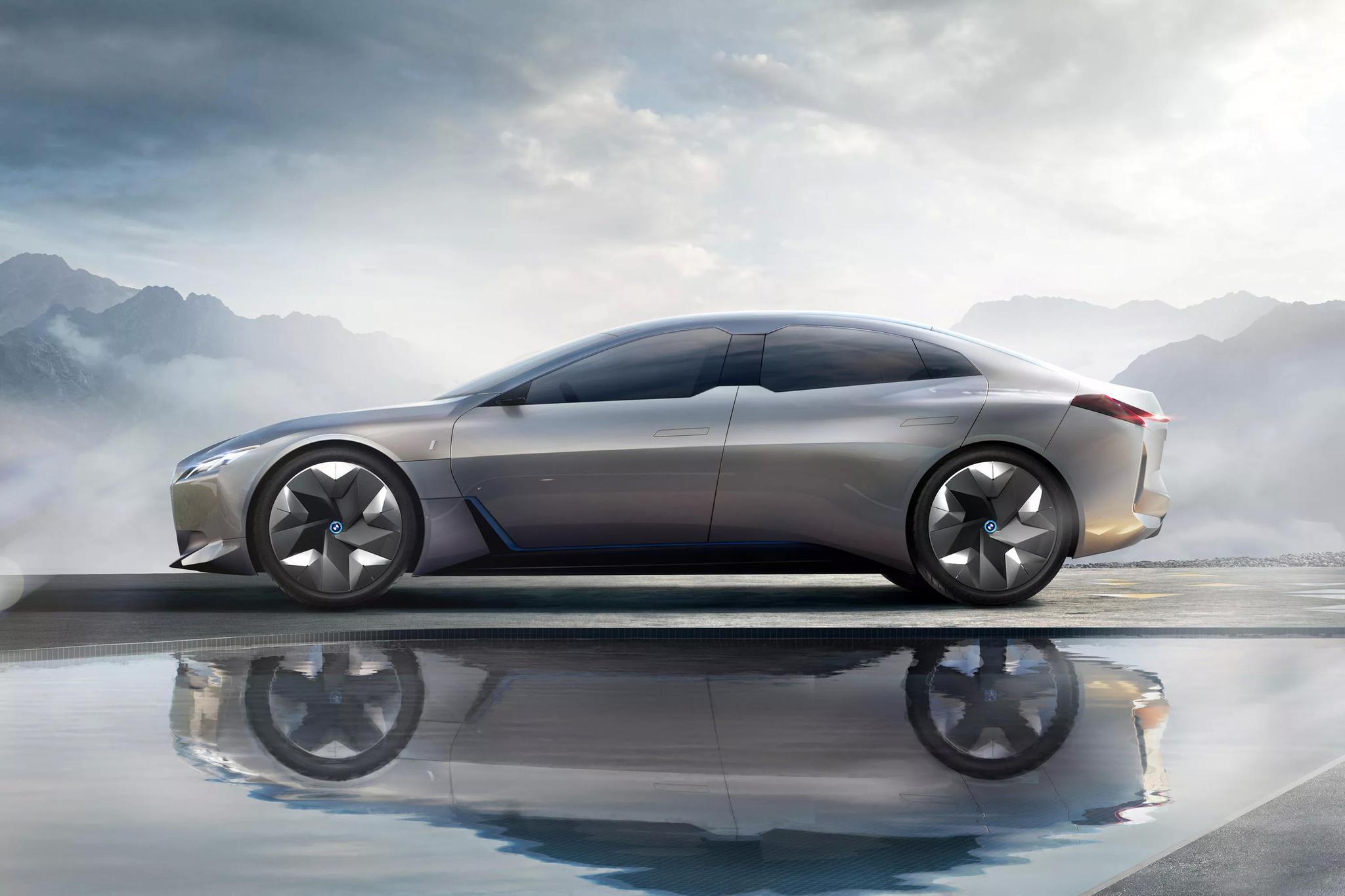 宝马i4的野心:2021年让Model 3和Polestar 2难堪