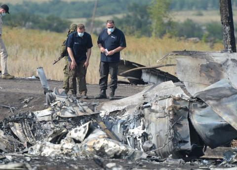 马航客机击落事件再起波澜,凶手最不可能是俄罗斯