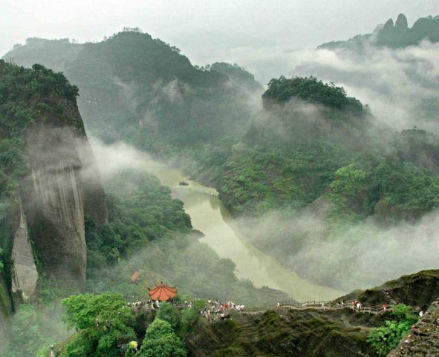福建有座城市,以山命名以茶走红,美景恍若世外桃源