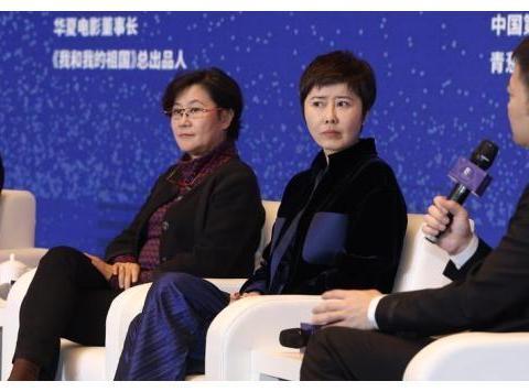 组图:郭帆亮相金鸡开幕论坛 与李少红等探讨中国电影发展