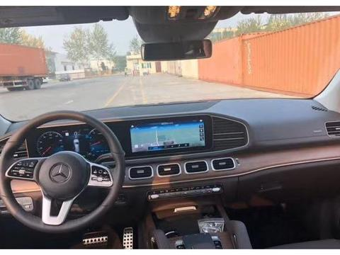 天津港保税区GLS450已经现车啦!
