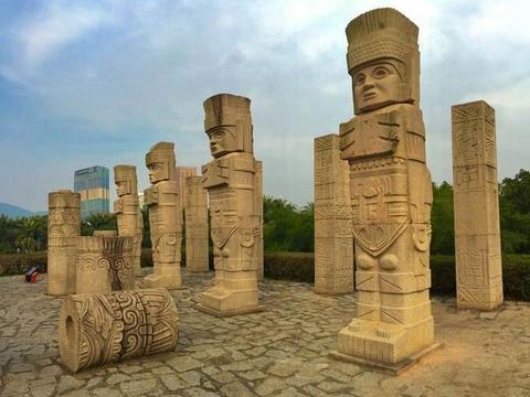 古墨西哥最重要的城市!旅游时最值得一去的遗迹!当地传说更精彩