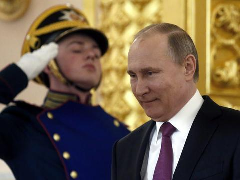 小国对俄罗斯索要领土,美国联军赶来撑腰,克宫:敢动手试试?
