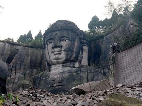 """斥资3亿,只为旅游而""""凿""""出世界最高佛像,真的有人去吗?"""