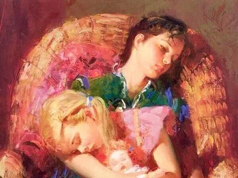 印象主义油画大师马奈,看看他笔下的女性是多么的秀丽动人