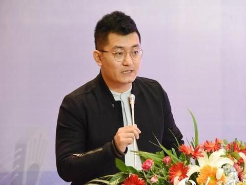 黑河市保税物流中心(B型)董事长助理牛帅发言