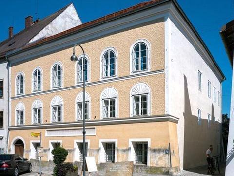 防止纳粹朝圣 奥地利拟将希特勒出生故居改为警局