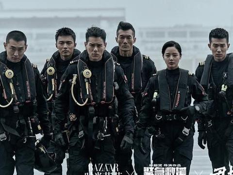 硬核导演林超贤四度合作彭于晏!《紧急救援》正式定档春节档!
