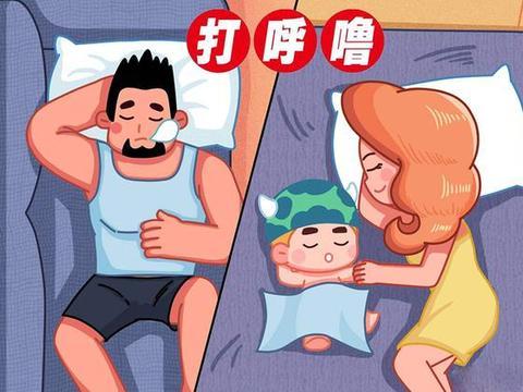 抑制打鼾黑科技 智能止鼾器 来一场睡梦中的体验