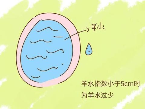孕妈B超单:羊水指数偏多,胎儿绕颈,咋办?参考4点建议别惊慌